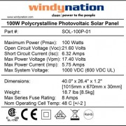 Complete-200-Watt-Solar-Panel-Kit-with-1500W-VertaMax-Power-Inverter-for-RV-Boat-Off-Grid-12-Volt-Battery-Systems-0-7