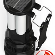 Knight-Lighter-Camping-Lantern-Spotlight-Rechargeable-Nightlight-Flashlight-Solar-Emergency-Light-with-Lantern-Great-for-Auto-Emergency-Kit-0-0