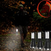 Knight-Lighter-Camping-Lantern-Spotlight-Rechargeable-Nightlight-Flashlight-Solar-Emergency-Light-with-Lantern-Great-for-Auto-Emergency-Kit-0-2